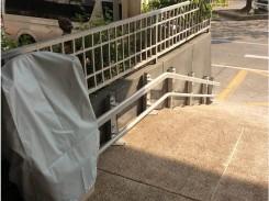 タイの階段昇降機