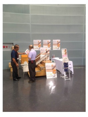 2015年8月22日 ウェルファン展示研修会(島根)