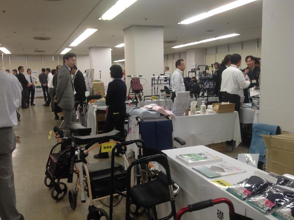 ウェルファンの展示研修会(長崎)2015.12.10