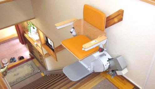 いす式階段昇降機の仲介・お取扱いは、お気軽にご相談下さい。
