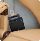 巻き取り式シートベルト